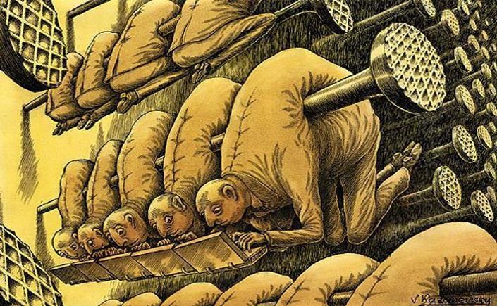 Φτωχοί, όχι Κτήνη
