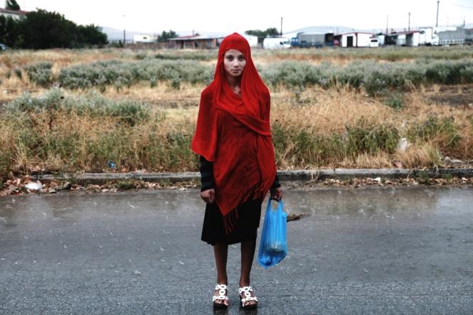 Μέρος της σειράς φωτογραφιών από το οδοιπορικό του Caravan Project στην Ευρυτανία