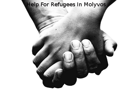 Help for refugees in Molyvos